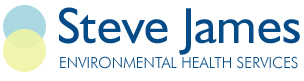 Steve James Environmental Health Services Logo